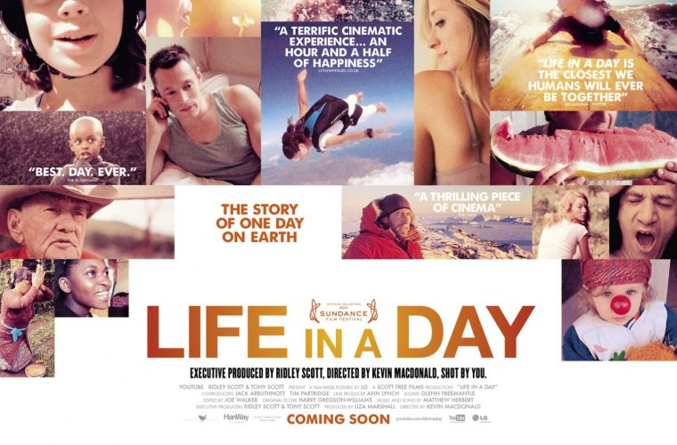 Life in a Day, YouTube racconta la storia di un giorno sulla terra