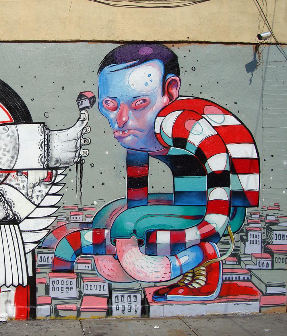ARYZ - Street Paintings