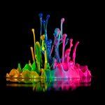 Paint splash – Le sculture sonore di Linden Gledhill | Collater.al