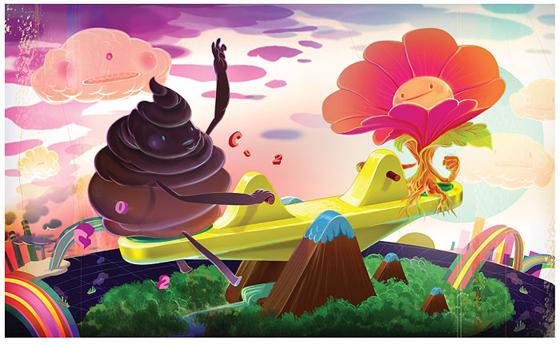 Ronald Kurniawan - Illustration