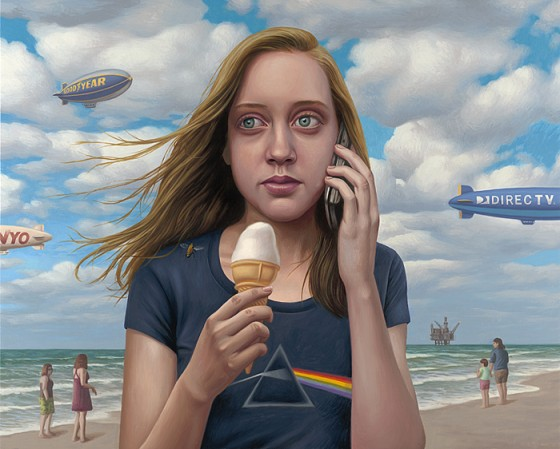 Il mondo surreale di Alex Gross | Collater.al