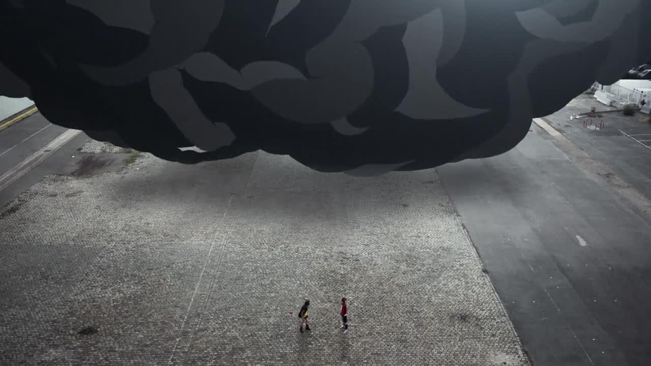Todor & Petru, il video d'animazione del team CRCR | Collater.al