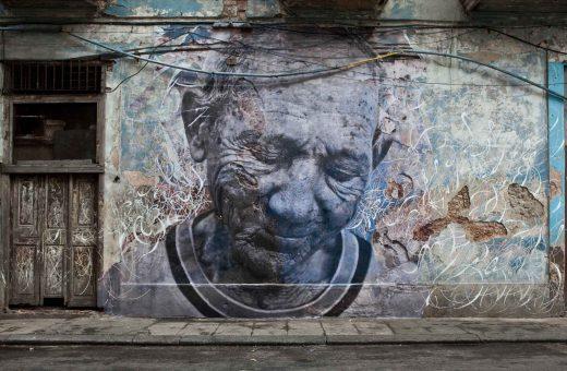 La street art del fotografo e artista francese JR