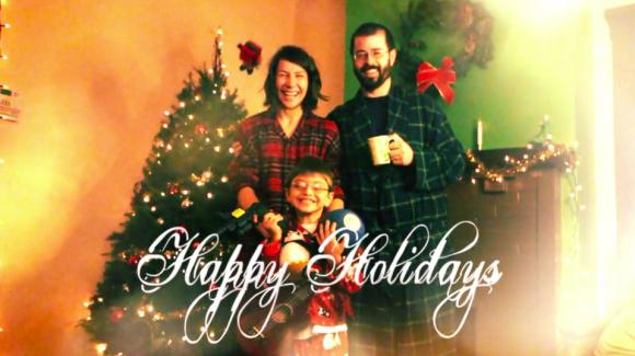 Daniels - Happy Holidays - Un catastrofico Natale.