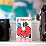 Juice Box – Macchine fotografiche a forma di succo di frutta.