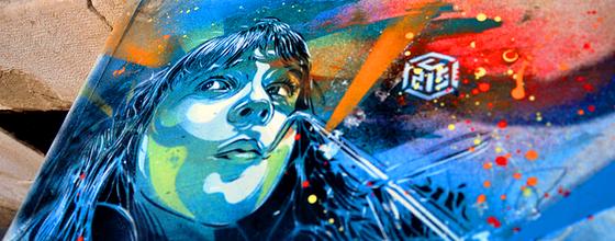 Christian Guémy aka C215 – Stencil Art