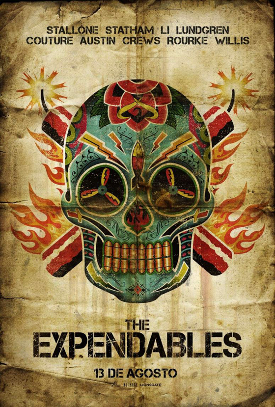 The Expendables - Ignition Print