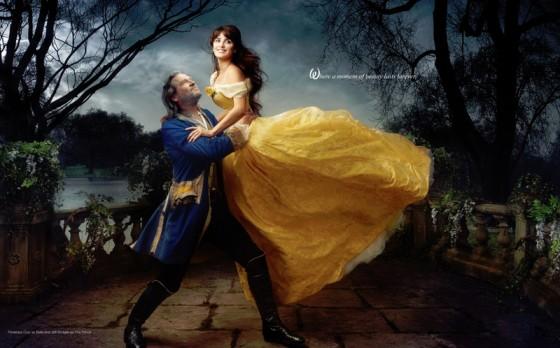 """Disney - """"Year of a million dream"""", campagna stampa multisoggetto per firmata Annie Leibovitz"""