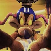Looney Tunes - Fur of Flying corto animato in 3D con protagonisti Wile E. Coyote e Road Runner