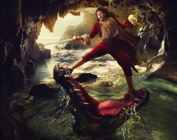 "Disney - ""Year of a million dream"", campagna stampa multisoggetto firmata Annie Leibovitz"