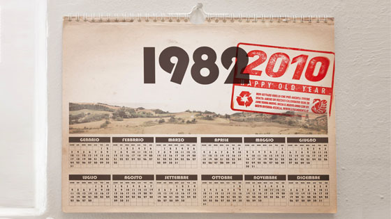 Top ten dei migliori calendari del 2010