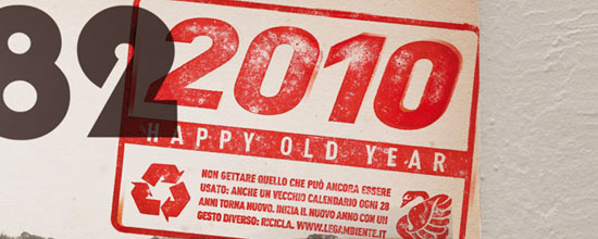 Top 10 – Calendari 2010