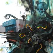 Jeff Soto - Lowbrow Art - Illustratore, designer e street artist americano
