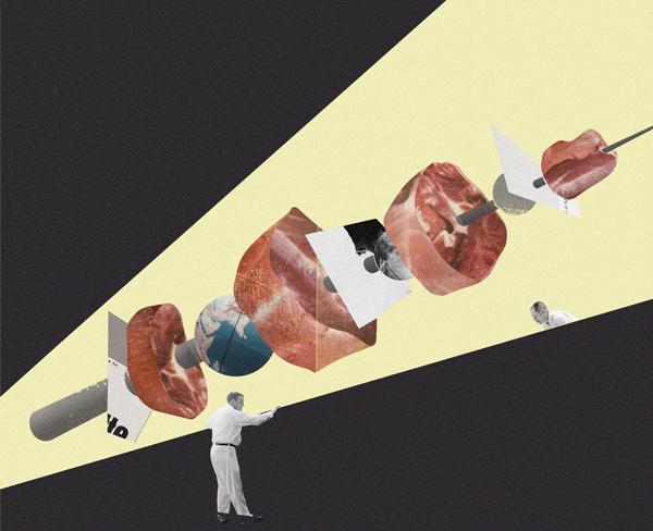 Masha rumyantseva collage - Amanda maison segunda mano ...