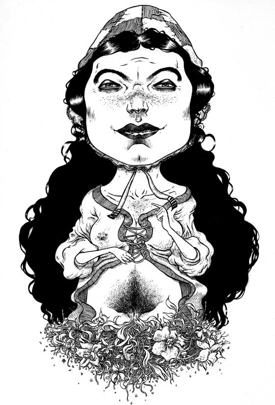 Tiziano Angri - illustrazioni e fumetti da La piccola unità di produzione