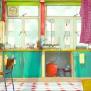 Jump - Corto animato in 3D finalista dell'F5 - Realizzato da Scott Pleydell Pearce per Hi-Sim studios