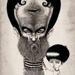 Tiziano Angri – Le 5 fasi poster ( Bd edizioni-2011)