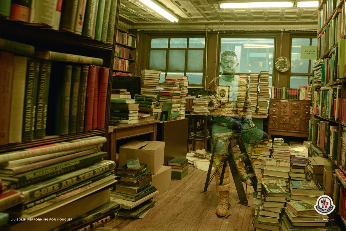 Liu Bolin, l'artista invisibile | Collater.al