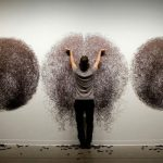 Tony Orrico – Body performance e visual art