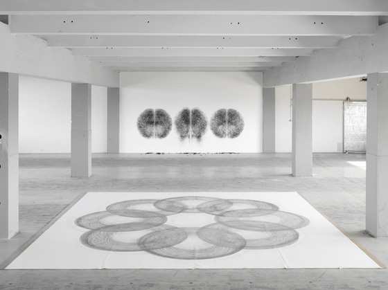 Tony Orrico - Body performance e visual art