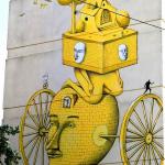 Interesni Kazki – Street Art: Duo di writer ucraini