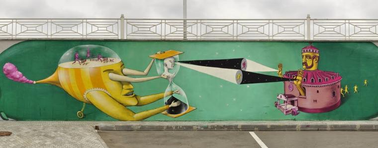 Interesni Kazki – Street Art