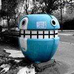 OakOak – Street Art – Giocare con gli elementi urbani