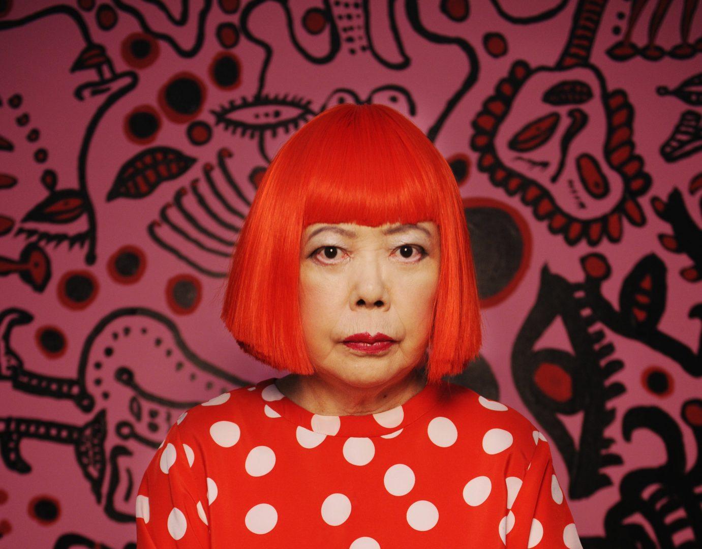 Yayoi Kusama - Artista giapponese contemporanea