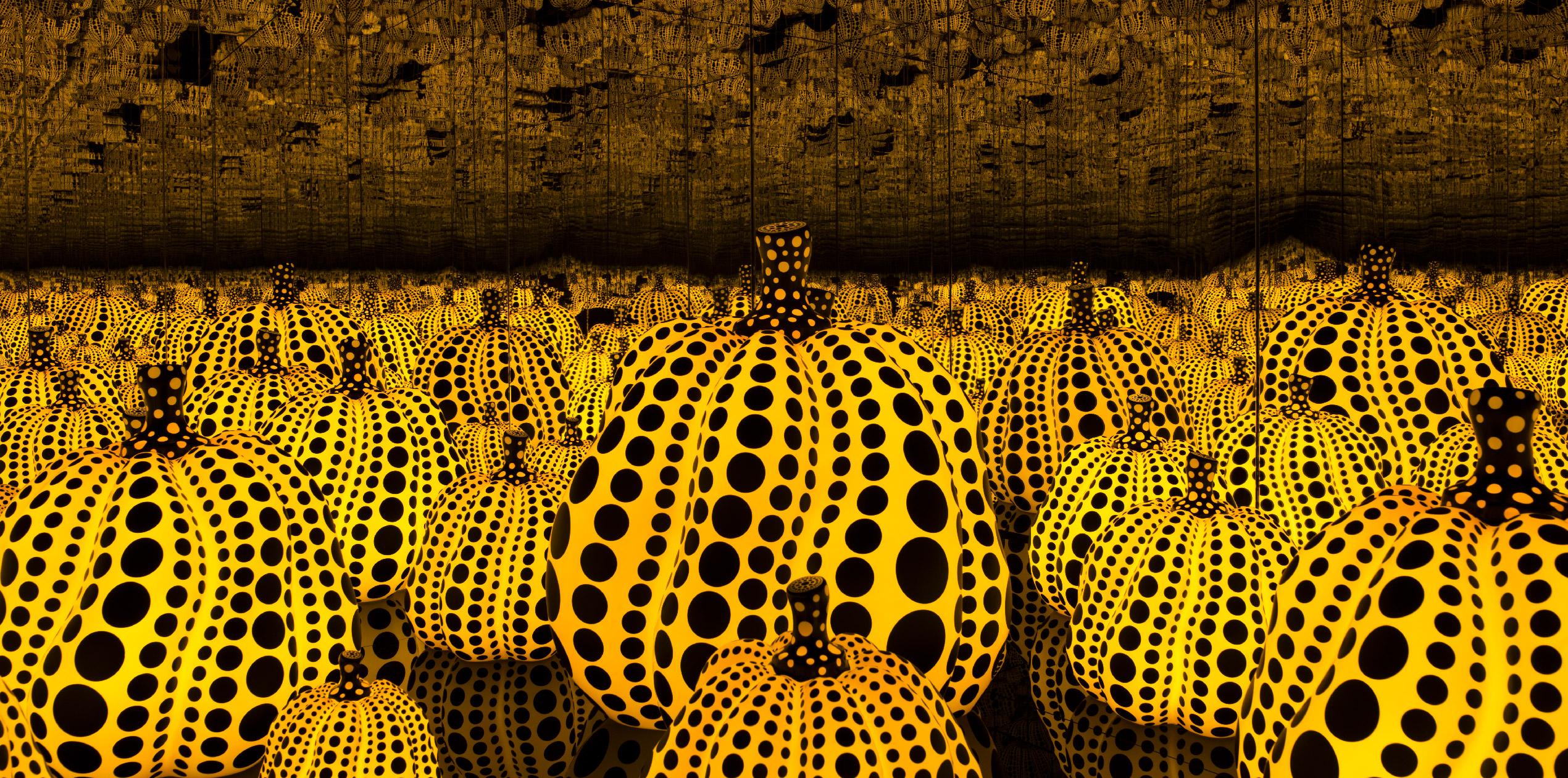 Yayoi Kusama - The queen of polka dots