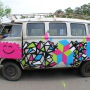 Zéh Palito - Street Artist brasiliano