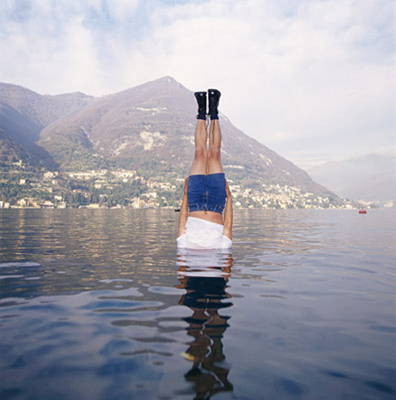 Li Wei - Foto incredibili in assenza di gravità