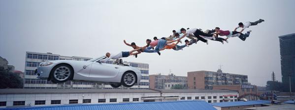 Li Wei – Prove di volo