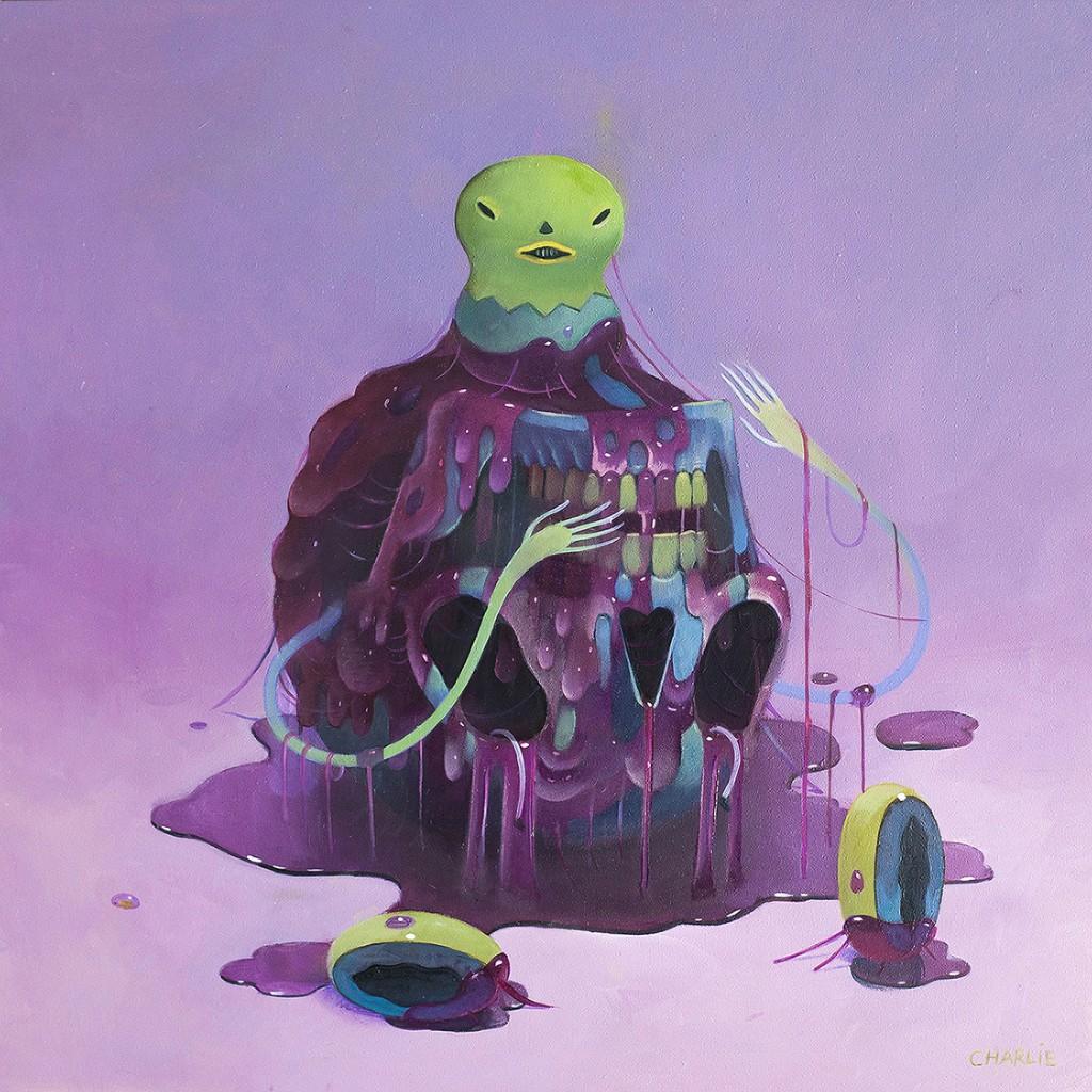 Le illustrazioni vibranti di Charlie Immer | Collater.al