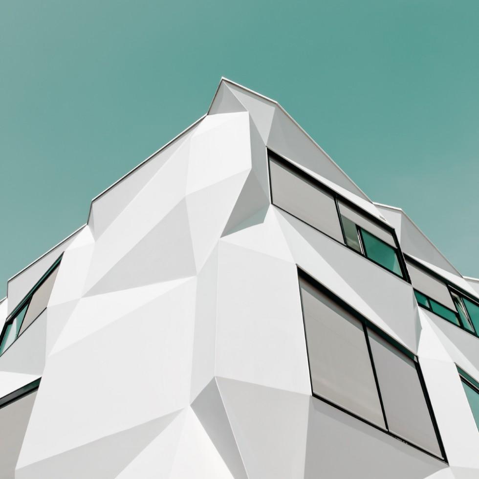 Le architetture minimali del fotografo Matthias Heiderich