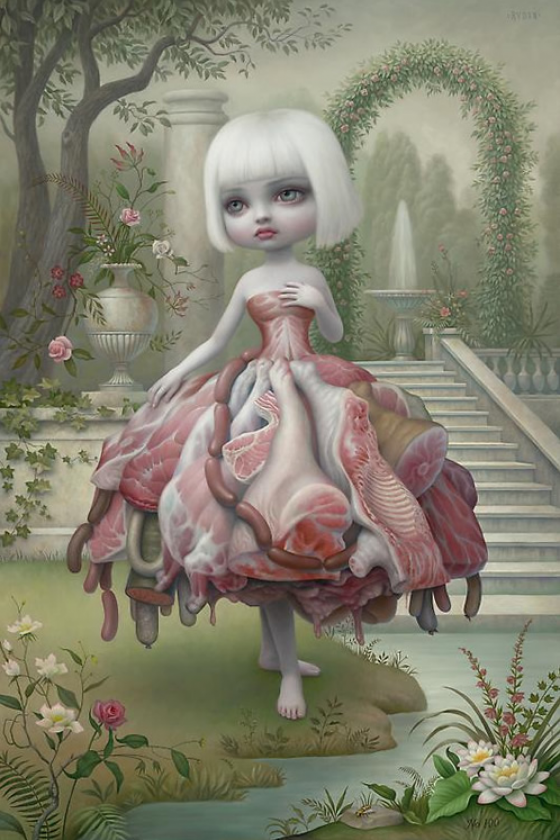 Mark Ryden - Artista pop-surrealista