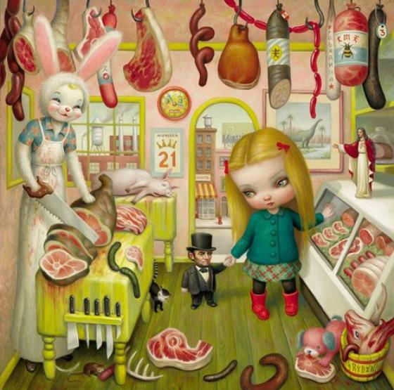 Mark Ryden - Artista pop-surrealista