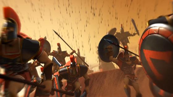 Age of Empires Online - Trailer animato del videogame Microsoft