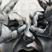 Mesa - Street artist spagnolo iperrealista
