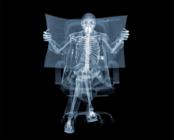 Nick Veasey - Arte a Raggi X - Radiografie di oggetti, piante e persone