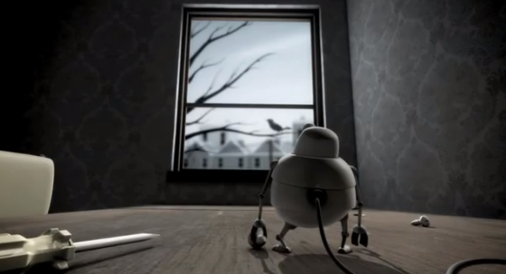 Reach - Cortometraggio di animazione 3D realizzato da Luke Randall