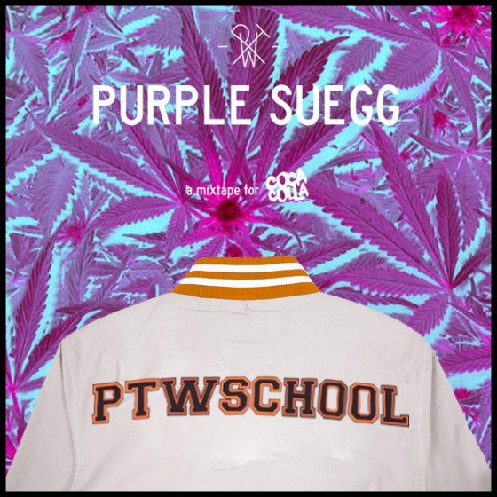 Vinilica Vol.7 – PTW School - Purple Suegg