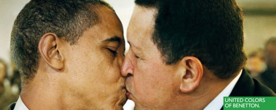 Benetton - UNHATE - Campagna realizzata da Benetton Group