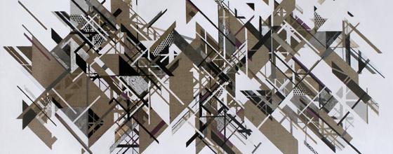 Graphic Surgery - Urban art e geometria astratta
