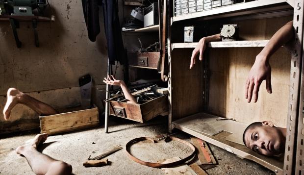 Mickael Laujin – Human's Origin