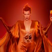 Campari Calendario 2012 - 12 scatti firmati Dimitri Daniloff con protagonista Milla Jovovich