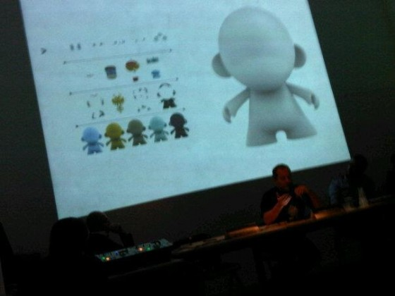 Viedram 2011 - Festival di visual culture video e sound design
