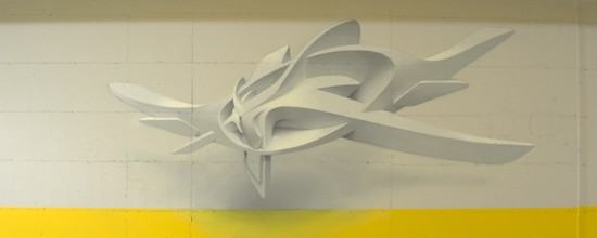 Peeta - Graffiti Writing 3D
