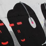 Giorgio Bartocci - Social Tension - Mostra a cura di Nufactory