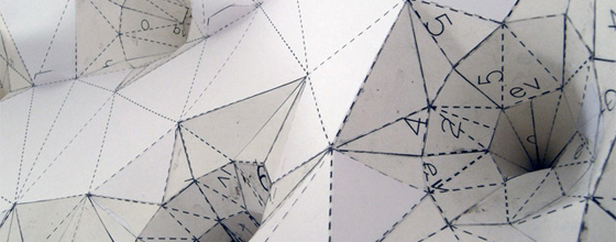Horst Kiechle – Paper Torso