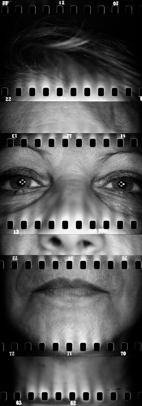 fisiognòmica project - Volti formati da sei foto diverse